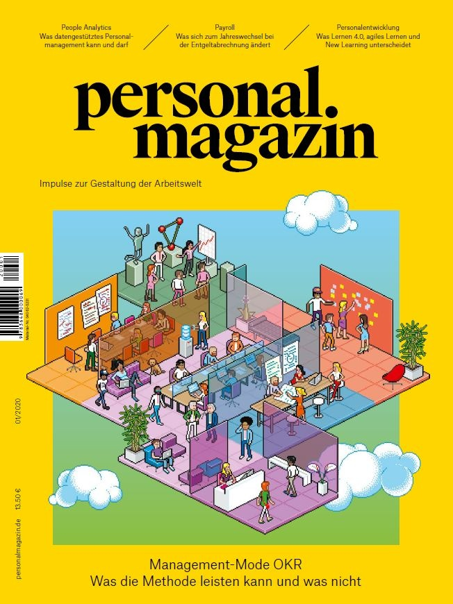 Personalmagazin 01/2020